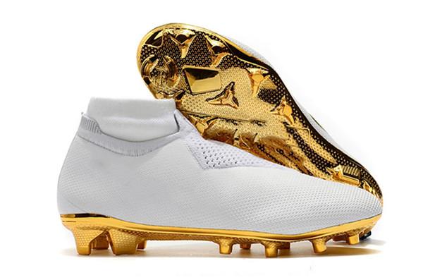 a943e9aba 2019 Top quality mens soccer cleats Phantom VSN Elite DF FG AG outdoor  soccer shoes x