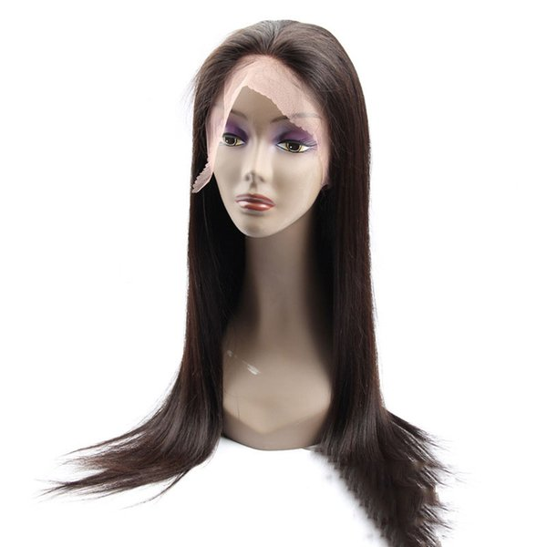 natural Brazilian female wig, specially tailored for women, black and beautiful, novel style, suitable for no crowd, comfortable to wea