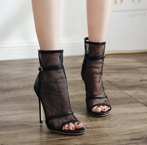 Sandalias Maduras Sólidas Otoño Gladiador Primavera Compre Mujeres xrCeBod