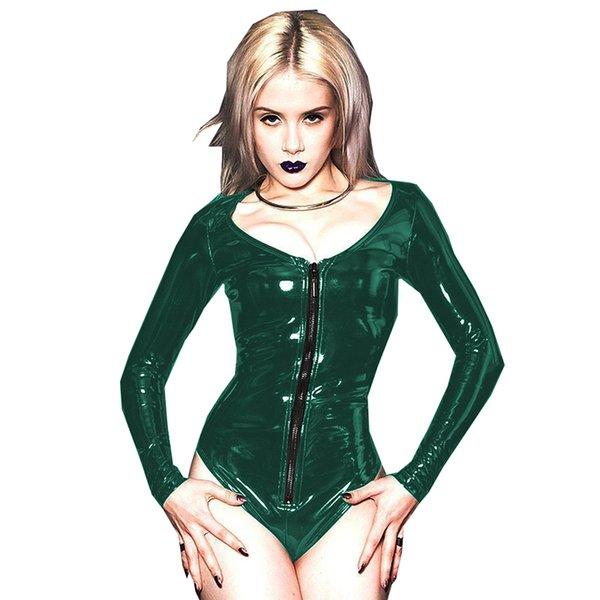 Dark green(Black zipper)