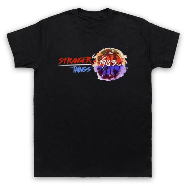 STRANGER THINGS RADIO 198.3FM SCI FI TV SHOW SIGNAL ADULTS & KIDS T-SHIRT