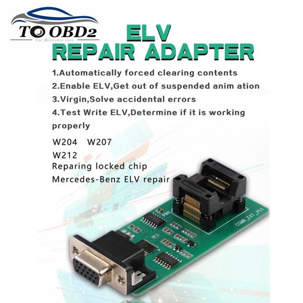 CGDI Original ELV Repair Adapter for CGDI Prog MB for Benz Car Key Programmer Reparing Locked Chip