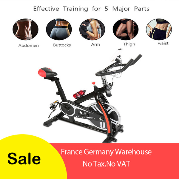 Home spinning bike Ultra-quiet exercise bike Indoor exercise Bicycle fitness equipment screw shift adjustment 1pc