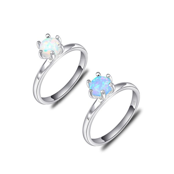 da6ddf31384e8 Sterling Silver White Opal Rings Coupons, Promo Codes & Deals 2019 ...