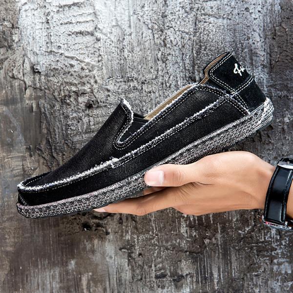 Scarpe casual classiche da uomo 47 Scarpe da ginnastica traspiranti Tenis morbide Leisure Street Slipon Krasovki Estate maschile Chaussure Homme