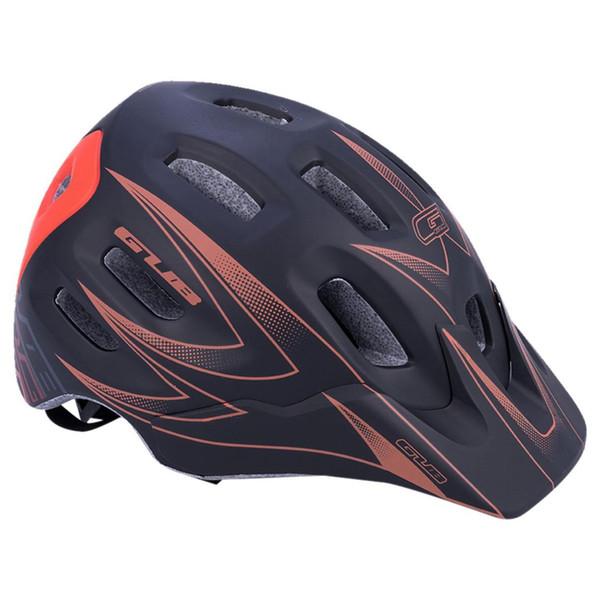 Casco de bicicleta de ciclismo para adultos GUB Casco de bicicleta de montaña para exteriores totalmente moldeado 19 salidas de aire