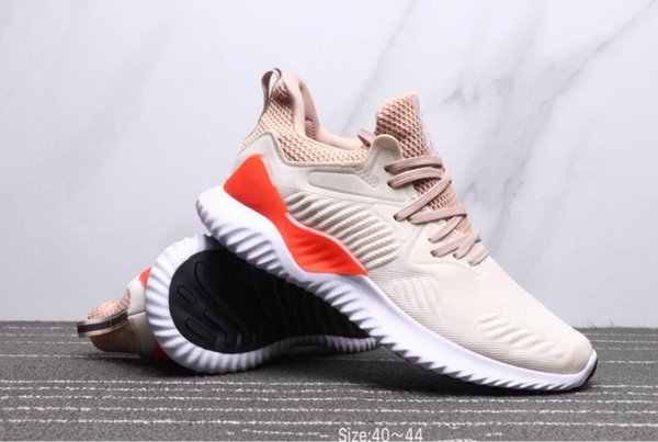 (with box)2019 Top Quality Cheap Sale Alpha Bounce M V3 Sports Running Shoes 3 V3s Black White Blue Men Women Outdoors Sneakers Size 36-45