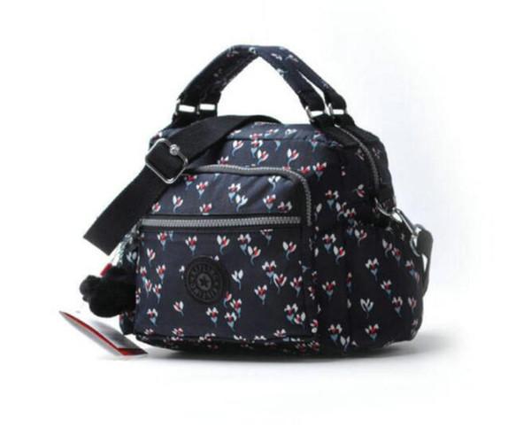 Nuova borsa alla moda di nylon della spalla del corpo della spalla della via di modo della borsa alla moda