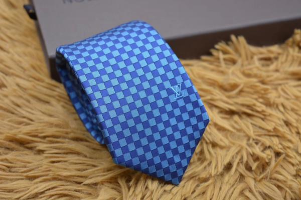 Luxus 7 CM Männer Druckmuster Krawatten für Männer Schlanke Krawatten Markendesigner Polyester Jacquard Dünne Krawatte Hochzeit Schmale Krawatten mit box