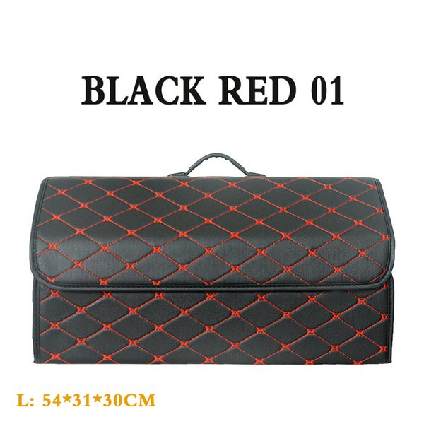 Schwarz rot 01 L