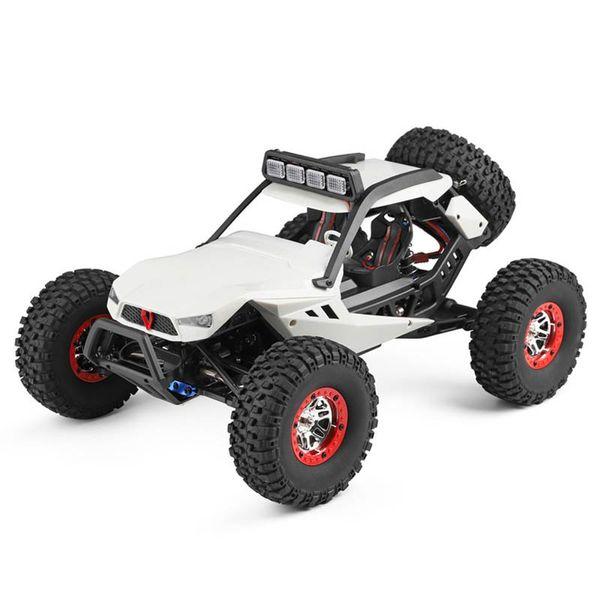 Comercio al por mayor 1:12 de alta velocidad de coches de control remoto de coches de coches Drift Radio Control Racing Cars 2.4G buggy todoterreno para niños juguetes blancos