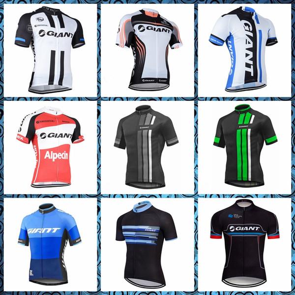 RIESEN Radfahren Kurzarm Trikot hombre ciclismo maillot pro Racing Kleidung Komfortabel Atmungsaktiv Kostenlose Lieferung 52404