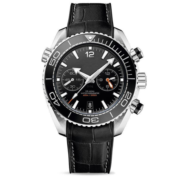 wholesale Men's Watch Luxury Watch Man James Bond Daniel Craig Planet Ocean 600M SKYFALL Men's Watch Luxury Limited Edition