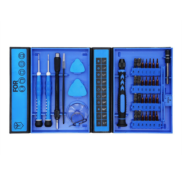 Hot 38 in 1 Schraubendreher-Set Tools Reparatur-Kit für iPad PSP Xbox iPhone Mac Book Air PLD