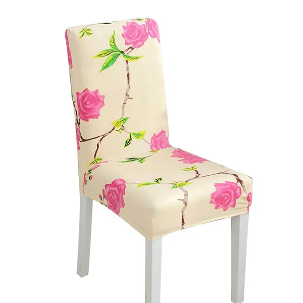 Kitchen Chair Seat Cover Spandex Dining Chair Cover Stretch Slipcover For  Wedding Hotel Housses De Chaise Cheap Chair Covers To Buy Slipcover  Armchair ...