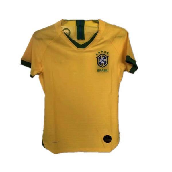 Player Version 2019 World Cup Brasil spain Women soccer jersey Home RAMOS kane COUTINHO MARCELO Female football shirts camisa de futebol