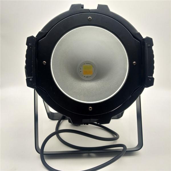 Boîtier en aluminium moulé 200W COB LED par lumière haute luminosité deux tons led effet de lumière lampe 200W COB lavage mural fête partie éclairage de scène