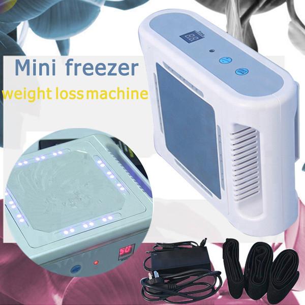 Máquina de congelación de grasas CryoPad para adelgazar en el hogar Mini terapia de Cryo para el uso doméstico Adelgazar con forma de cuerpo
