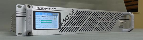 top popular FMT3-1000H 1KW 1000W 87.5-108MHz FM broadcast transmitter 2021