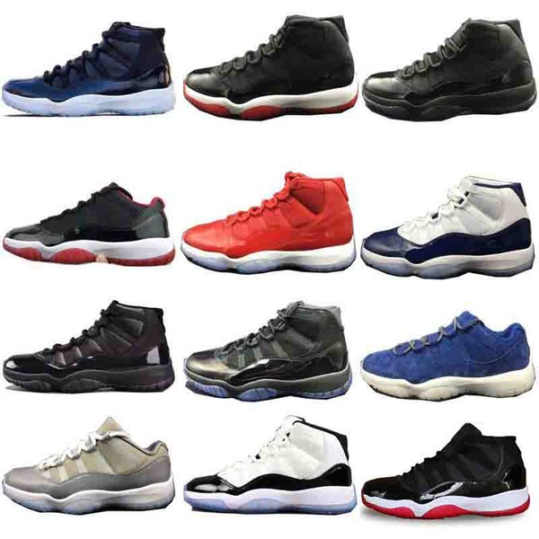 2018 Mens and Womens 11S Low Barons Win Like 96 82 Basketball Shoes Brand Designer Sneakers fashion luxury mens women designer sandals shoes