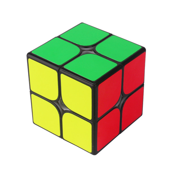Smooth Second Level Cube High Value 2x2x2 magic cube plastic magic cube for kids