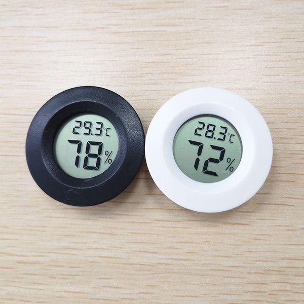 top popular Mini LCD Digital Thermometer Hygrometer Fridge Freezer Tester Temperature Humidity Meter Detector Thermograph Indoor tools JXW282 2021