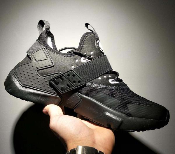 2019 New Air Huarache 6 X Acronym City MID Leather High Top Huaraches Mens Trainers Running Shoes Men Huraches Sneakers Hurache