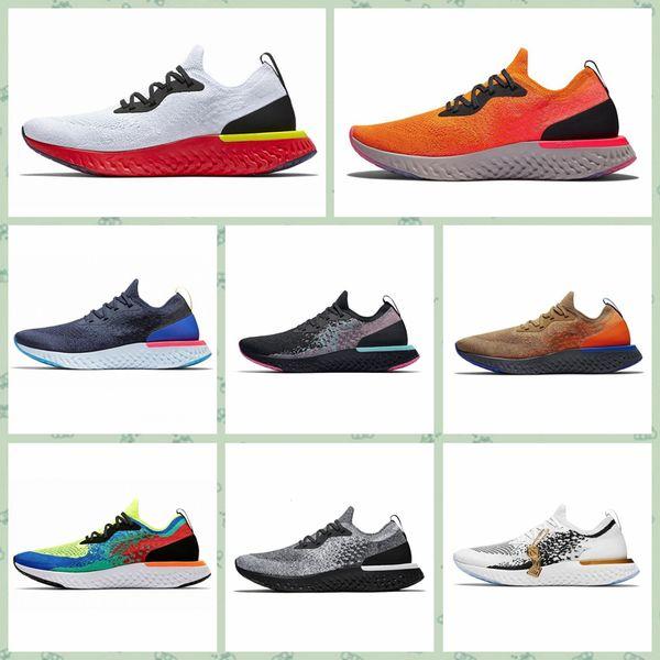 Nike React Flyknit Best React Instant Go Fly V2 zapatillas de deporte para hombre Bélgica Be true Racer azul platino azul luminoso mujer corriendo calzado deportivo talla 36-45