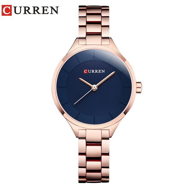 Women Rose Gold Watch Watches Ladies Stainless Steel Women's Bracelet Watches Female Montre Femme