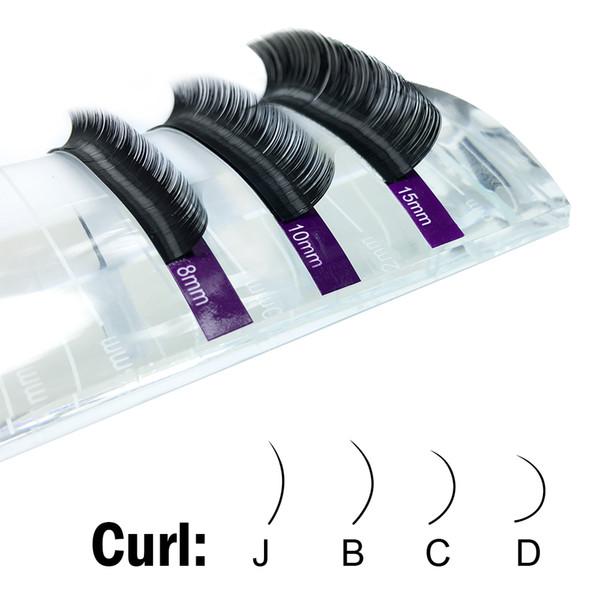All Size,50 Cases Set,high Quality Eyelash Extension,individual Eyelashes,natural Eyelashes,fake False Eyelashes