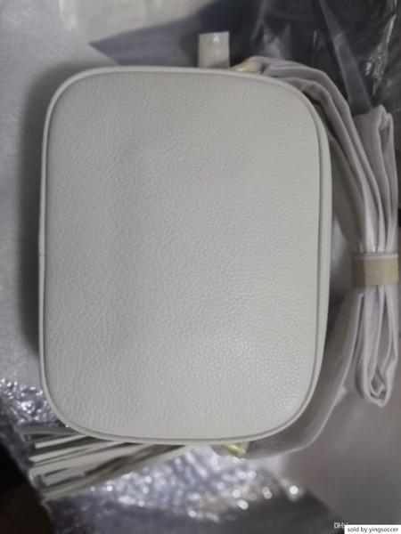 Markalı Ladys Gerçek Taşınabilir Flap Çanta Askısı Püsküller Tek 308364 Deri Mini Kadınlar Omuz Kamera Cluch Çantası