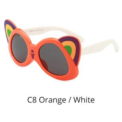 C8 Turuncu - Beyaz
