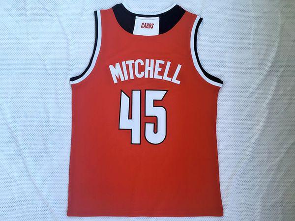 45 MITCHELL RED