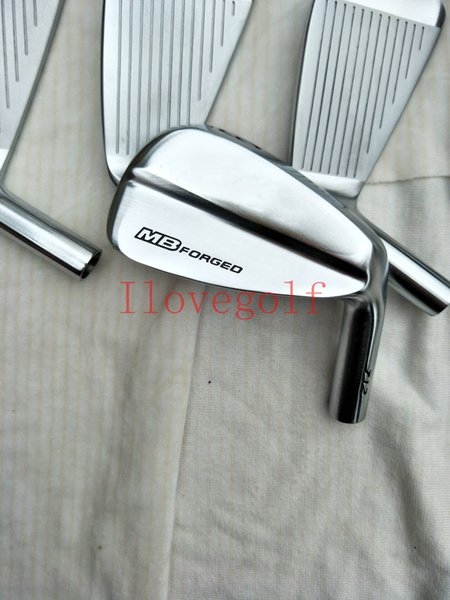 Golf Clubs 8PCS MB 712 Golf Clubs Irons Sets 712 MB 3-9P Regular/Stiff Steel/Graphite Shafts With Headcovers DHL Free Shipping