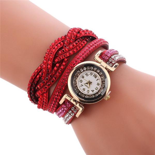 d49886a158e2 Купить Оптом Новый Высокое Качество Красивые Моды Для Женщин Часы Браслет  ...