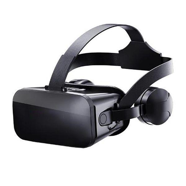 Capacete esperto 20-20000HZ J20 dos auriculares dos vidros VR da realidade virtual - 400 128dB 32 óculos de proteção 90-120 para Smartphone