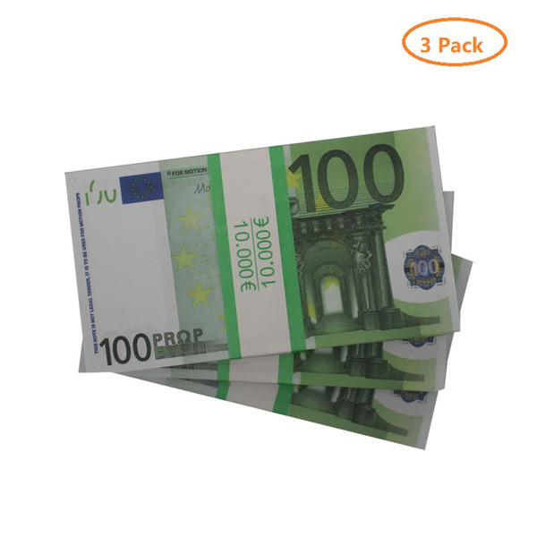 100 euros (3pack 300pcs)
