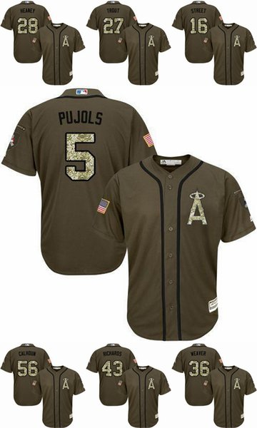 super popular 56ab5 88ed7 2019 2018 Los Angeles Angels Of Anaheim Baseball Jerseys Mike Trout 27#  Majestic White Home Flex Cool Base Player Jersey Grey Orange Black Cheap  From ...