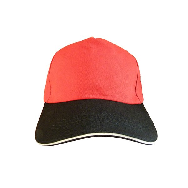 Summer Two-color stitching Baseball Cap Adjustable Bone Snapback Hats For Man Women Outdoor Sunscreen cap peaked cap