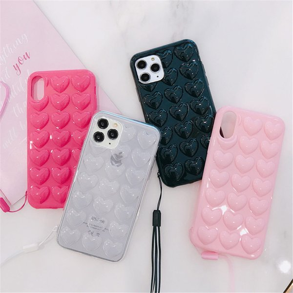 heart iphone 11 case