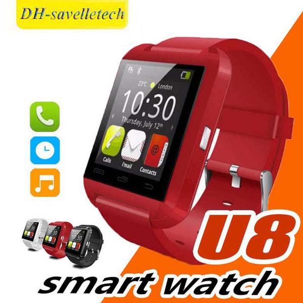 smart bluetooth watch,u8 smartwatch mobile watch u8 Cheap android touch screen u80 U8 smart watch with u8 bluetooth smartwatches