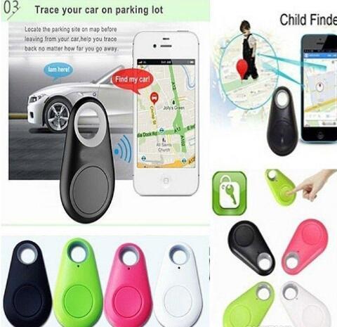 Akıllı Bluetooth Izci GPS Bulucu Etiket Alarm Cüzdan Anahtar Pet Köpek Izci çocuklar aktivite için izci