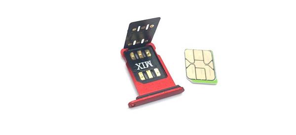 Più nuova versione originale Heicard MIX V1.36 per IP6-XR con ICCID IMSI TMSI modo di sblocco Sim Card Turbo Sim di Gevey Pro