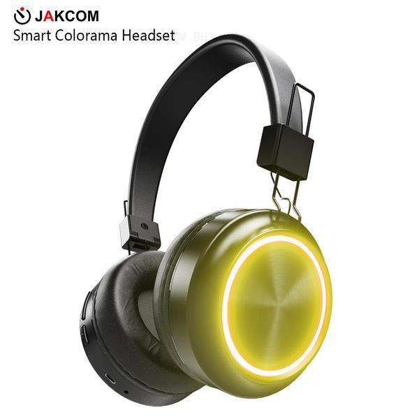 JAKCOM BH3 Smart Colorama Headset New Product in Headphones Earphones as switch joy con fitness track bracelet automatic watch