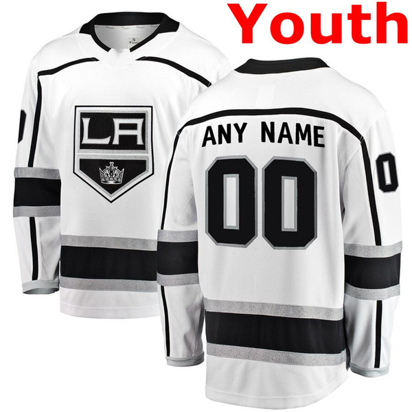 Youth White Away