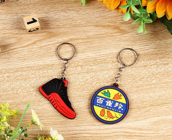 Cartoon cute foreign flavour key chain creative student key chain unisex key chaincarry it with one Personal Gifts