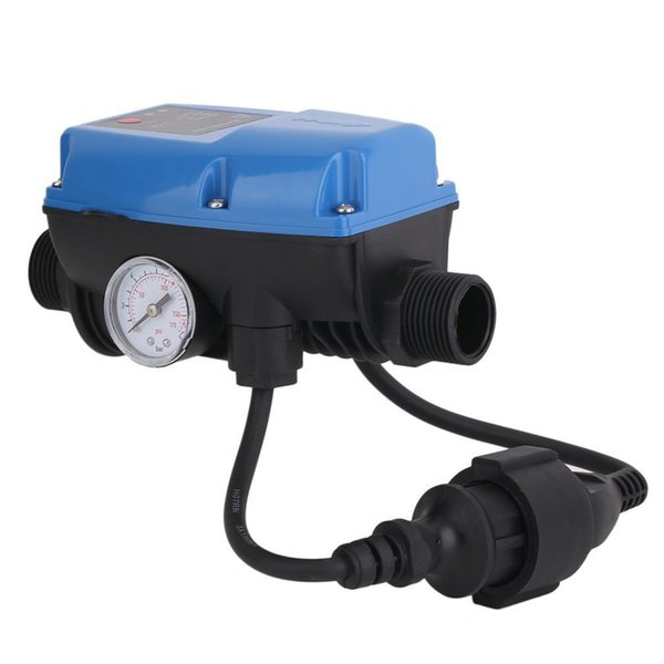 SKD-5MIT Water Pump Pressure Controller Electronic Automatic Pressure Control Switch with Gauge
