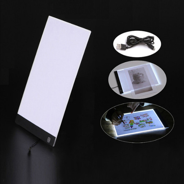 Led light pad diamond painting accessories Sewing Kits lightpad Diamond embroidery tools draw a picture mosaic art