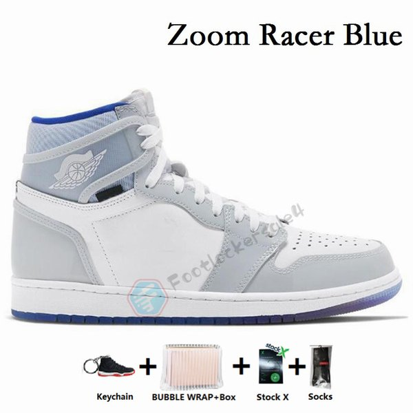 1s-Zoom Racer Blue