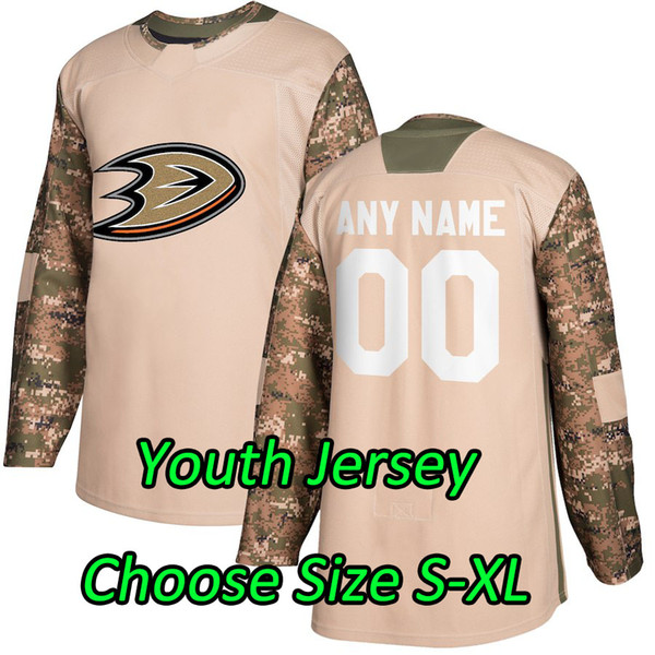 Camo Youth: Taille S-XL